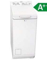 AEG L51260TL A+++ 6kg szépséghibás felültöltős akciós mosógép 14 napos csere
